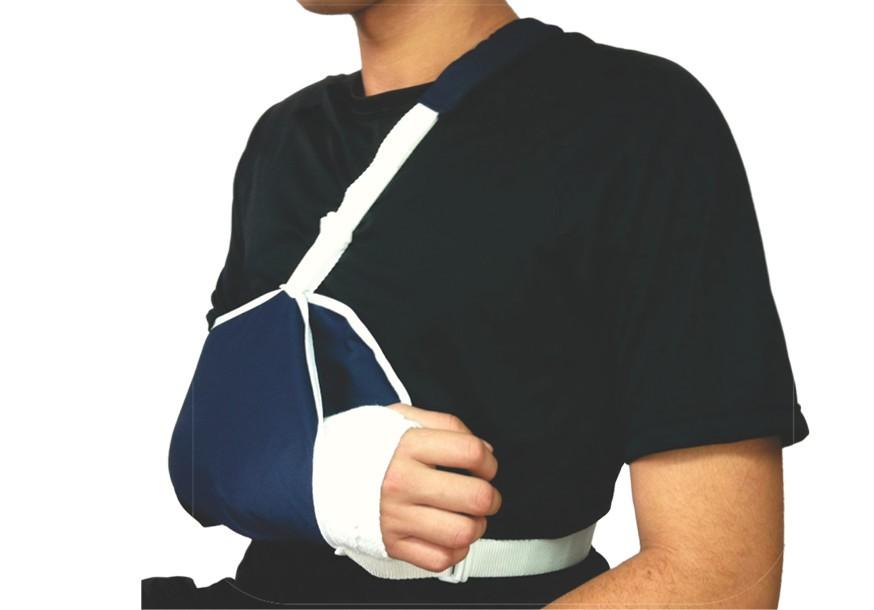 Cabestrillo inmovilizador para brazo y hombro
